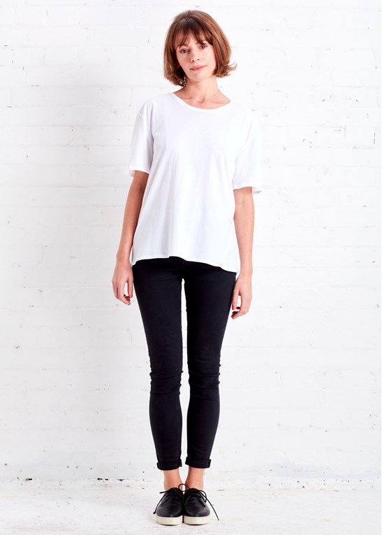 The Ethical Fashionista's Guide to Organic Clothing | Kowtow White T