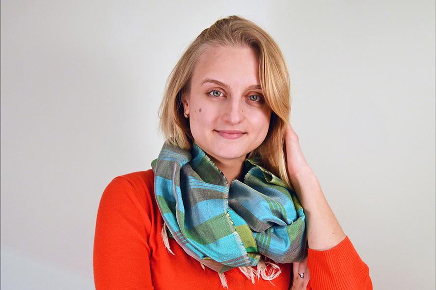 Liza Moiseeva, Co-Founder of GlobeIn