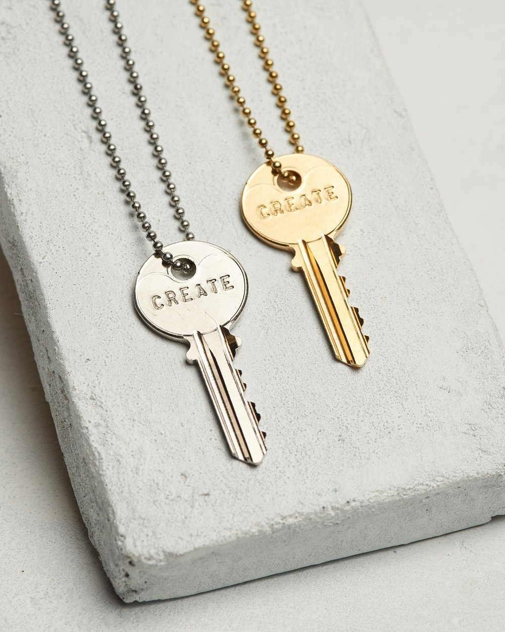 The Giving Keys | Create