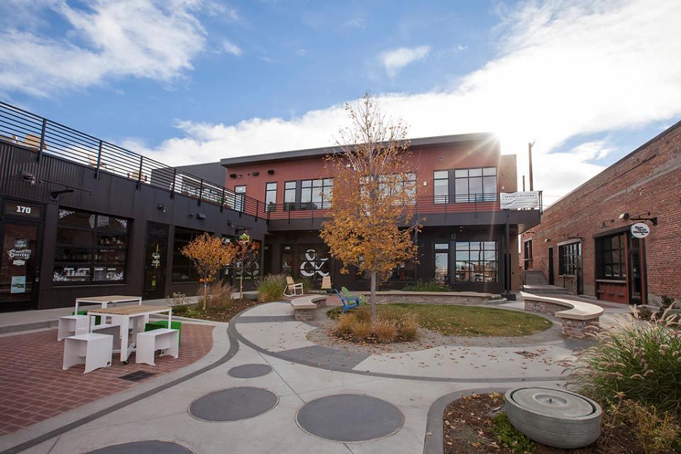 Denver Sustainable City Guide - Backyard on Blake