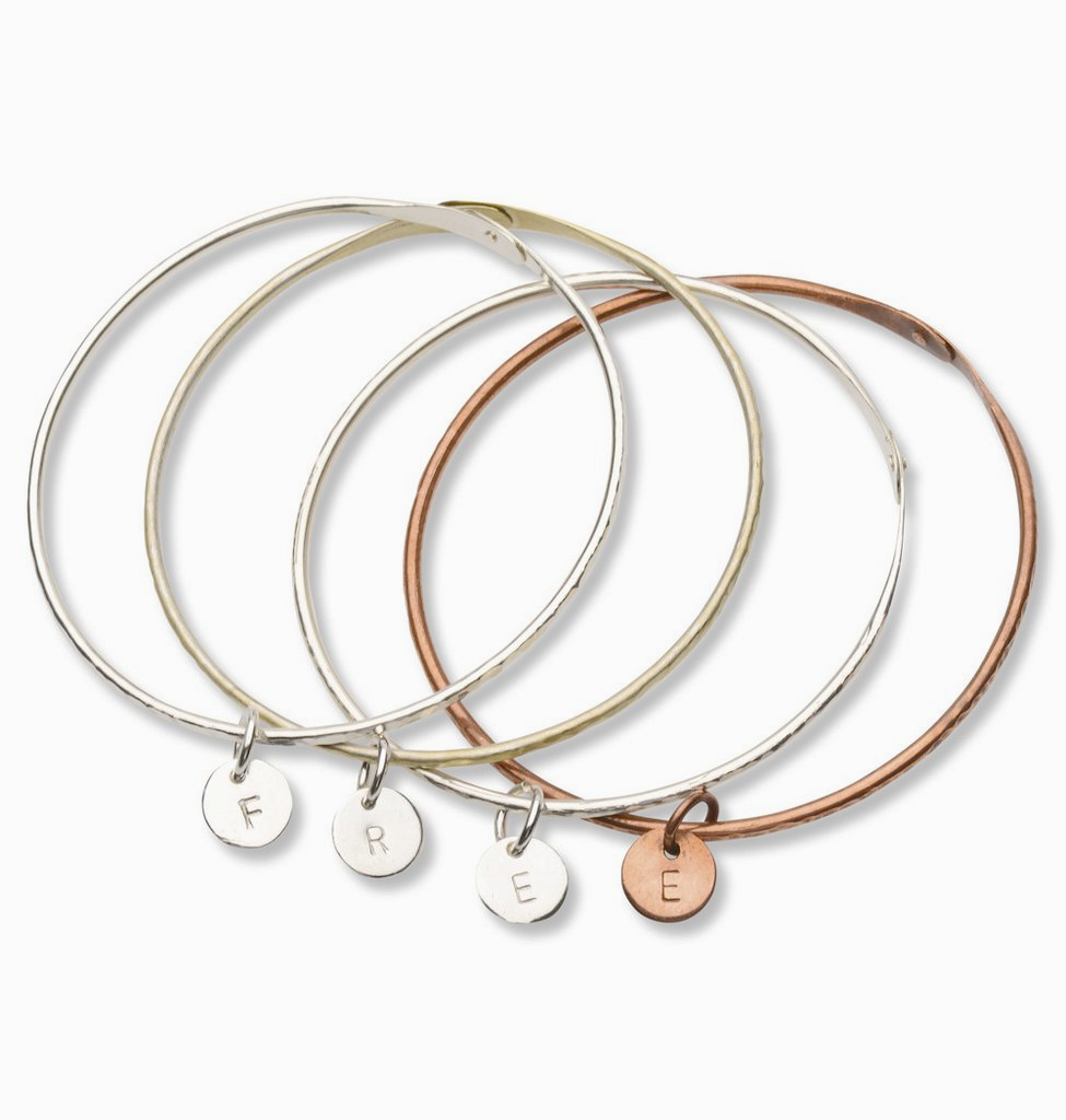 Free Bangle Set | Her Future Coalition