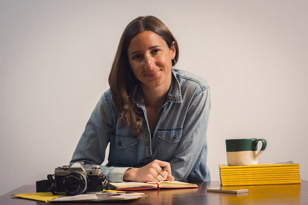Interview with Kassia Binkowski, One Thousand Design