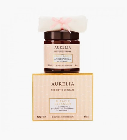 Natural Probiotic Skincare - Aurelia Skincare Miracle Cleanser