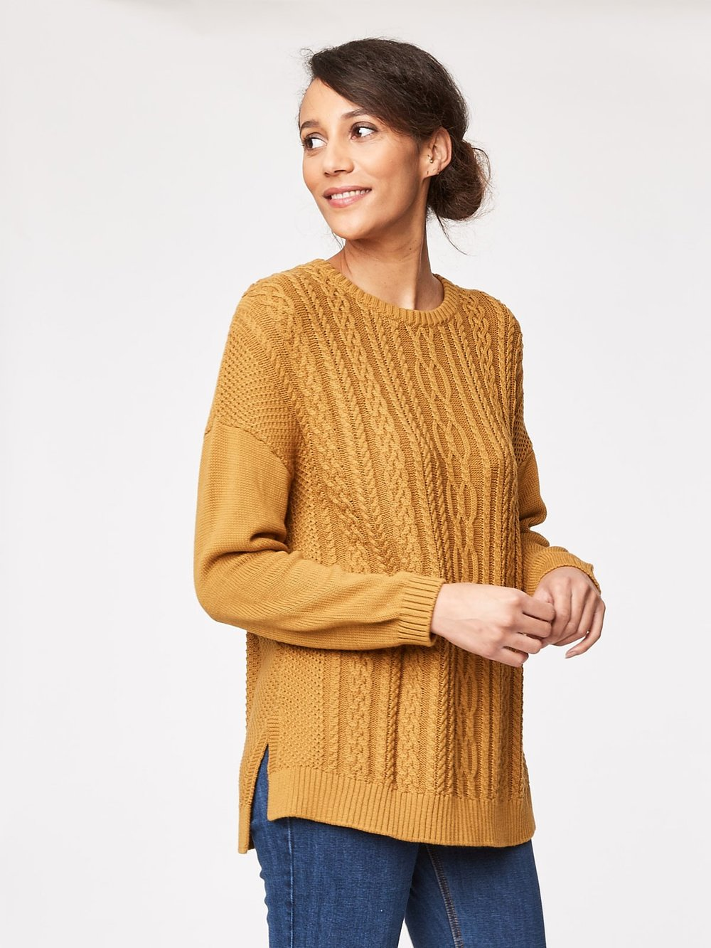 Cozy Up In These 12 Sustainable Sweaters For Fall & Winter 2017