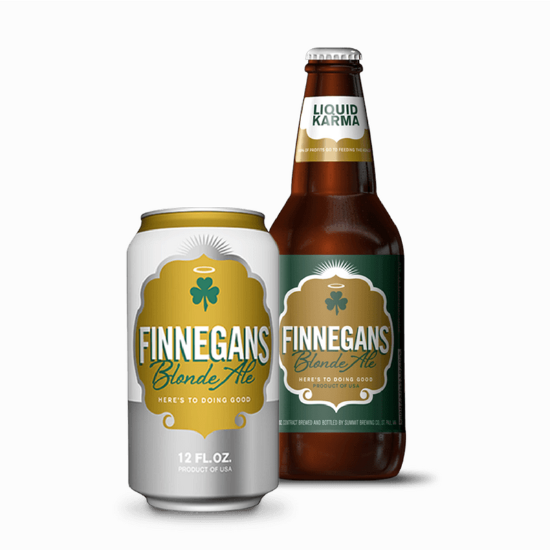 Beer Brands That Give Back - FINNEGANS