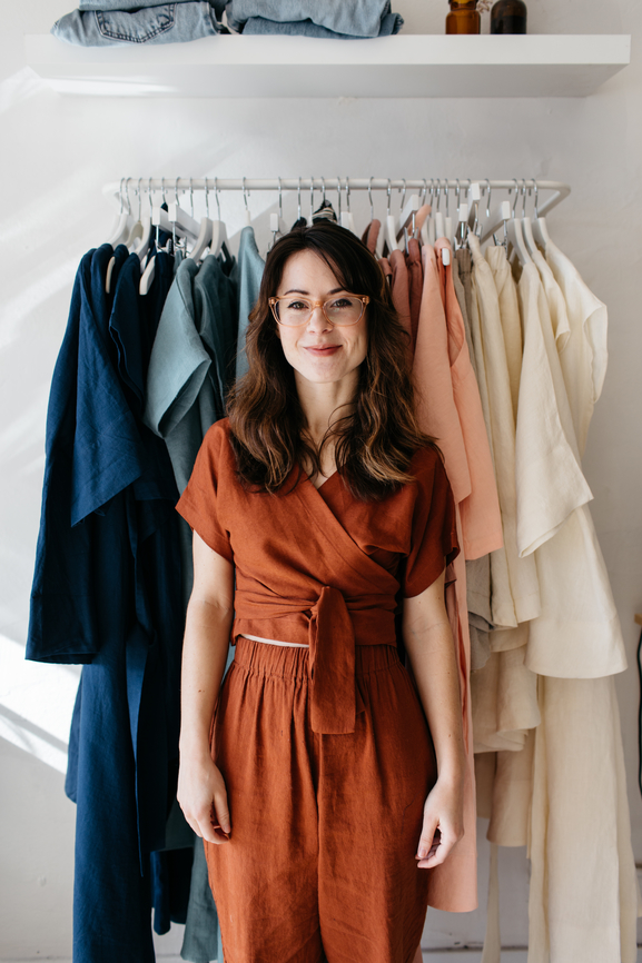 Make Do And Mend How A Costume Designer Creates Cares For A Sustainable Wardrobe