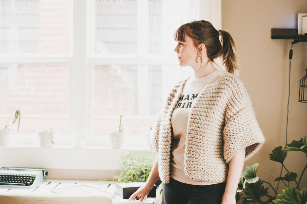 A Week Of Capsule Wardrobe Outfits With Chloé Lepeltier From Conscious by Chloé