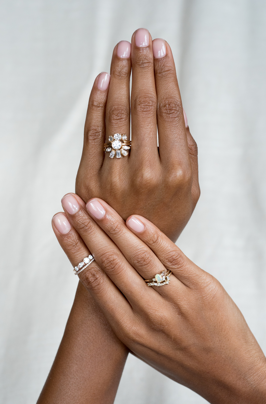 Bario Neal's Stunning Engagement Rings Shine With Traceable, Conflict-Free Diamonds & Gemstones