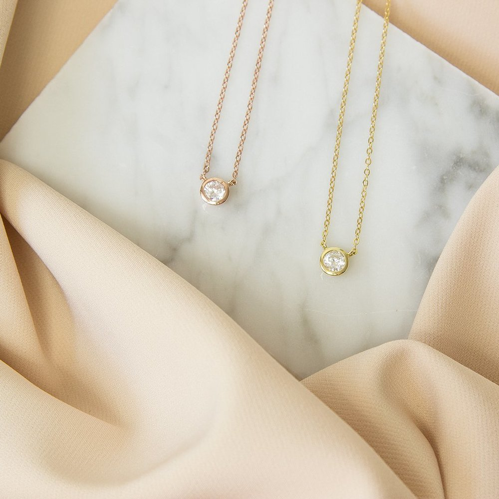 Jewels & Aces Fine Delicate Jewelry // Feminist Gifts To Get Yourself This Valentine's Day