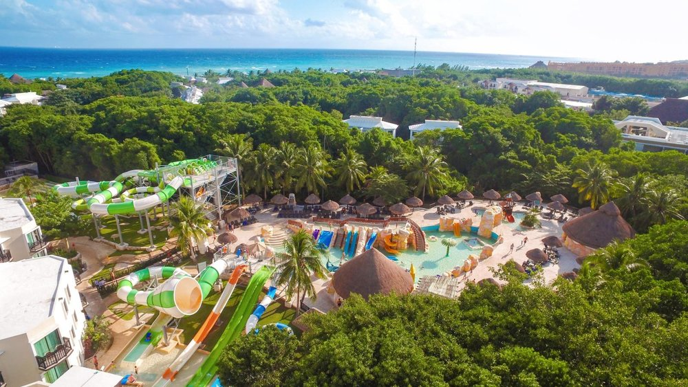 Sandos Caracol Eco Resort in Playa del Carmen // 5 Eco-Friendly Luxury Resorts In Mexico For A Sustainable Spring Break
