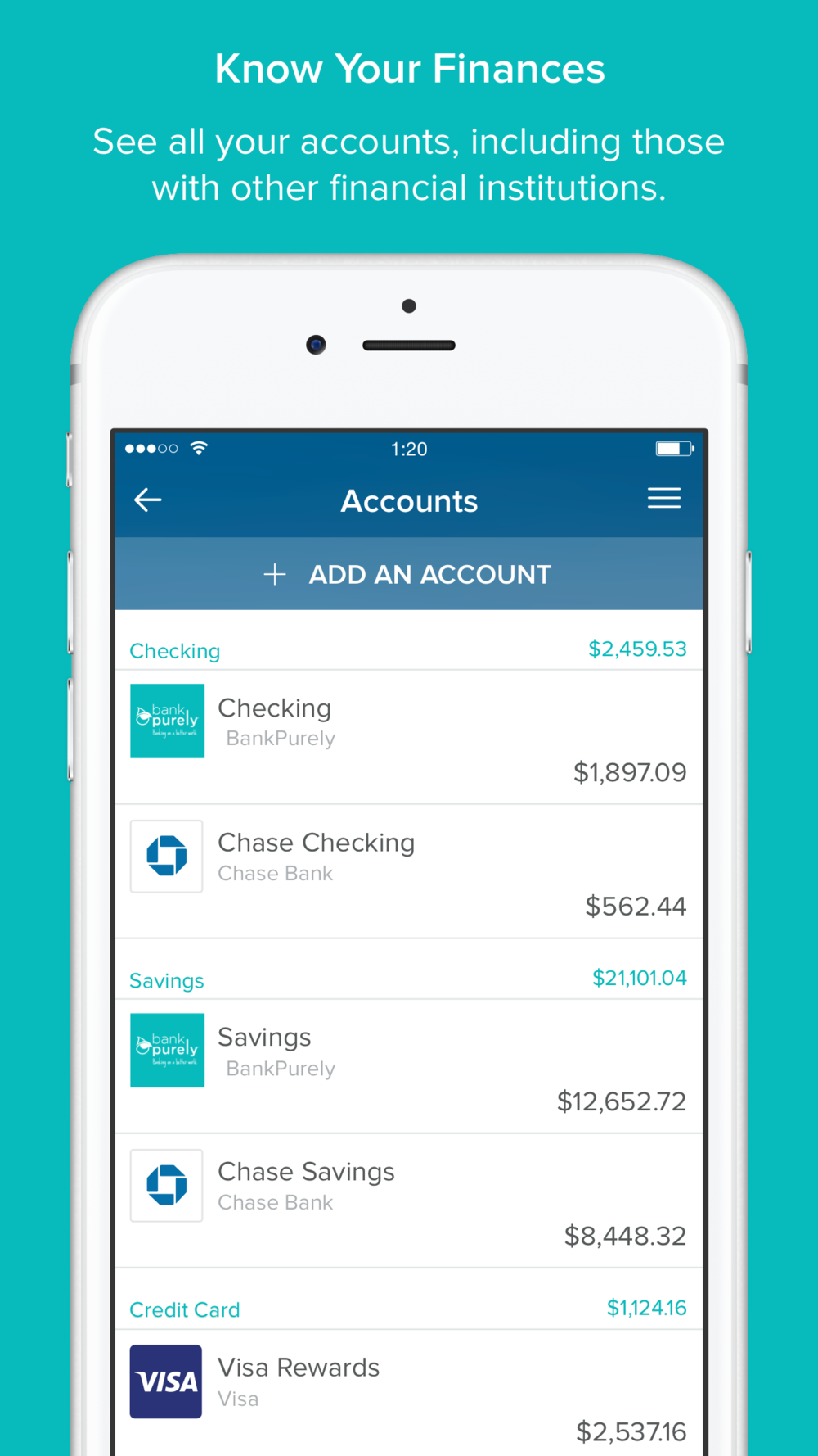 BankPurely's MoneyManager For Greater Financial Control