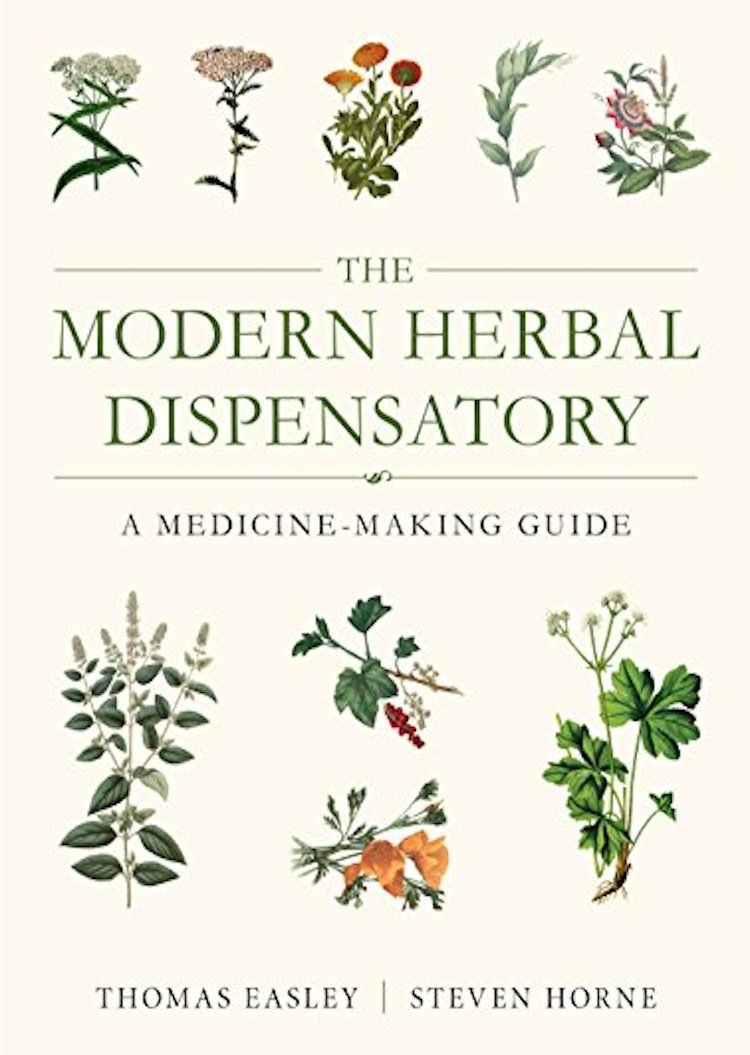 Books On Natural Remedies - The Modern Herbal Dispensatory by Thomas Easley and Steven Horne