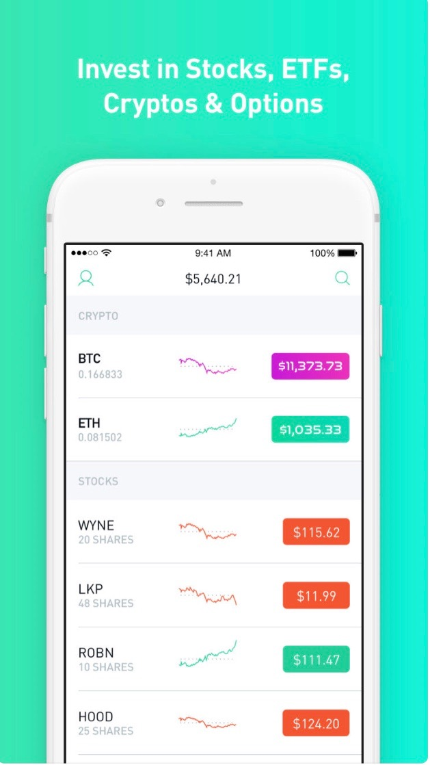 Robinhood Investing App // Apps For The Modern Woman on The Good Trade