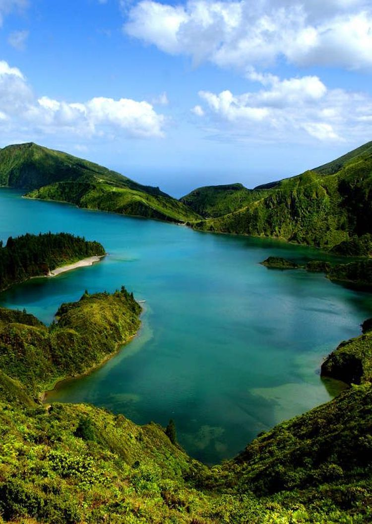 The Azores instead of Iceland // 5 Underrated European Cities For Conscious Travel This Summer on The Good Trade