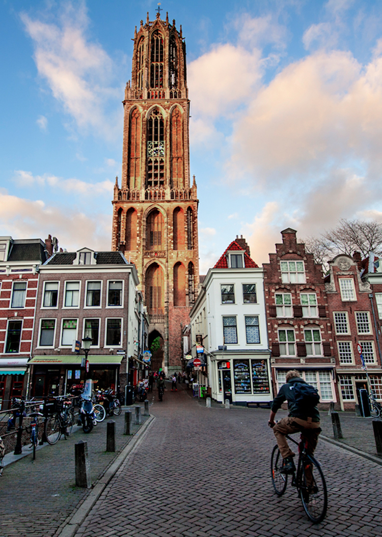 Utrecht, Netherlands instead of Amsterdam // 5 Underrated European Cities For Conscious Travel This Summer on The Good Trade