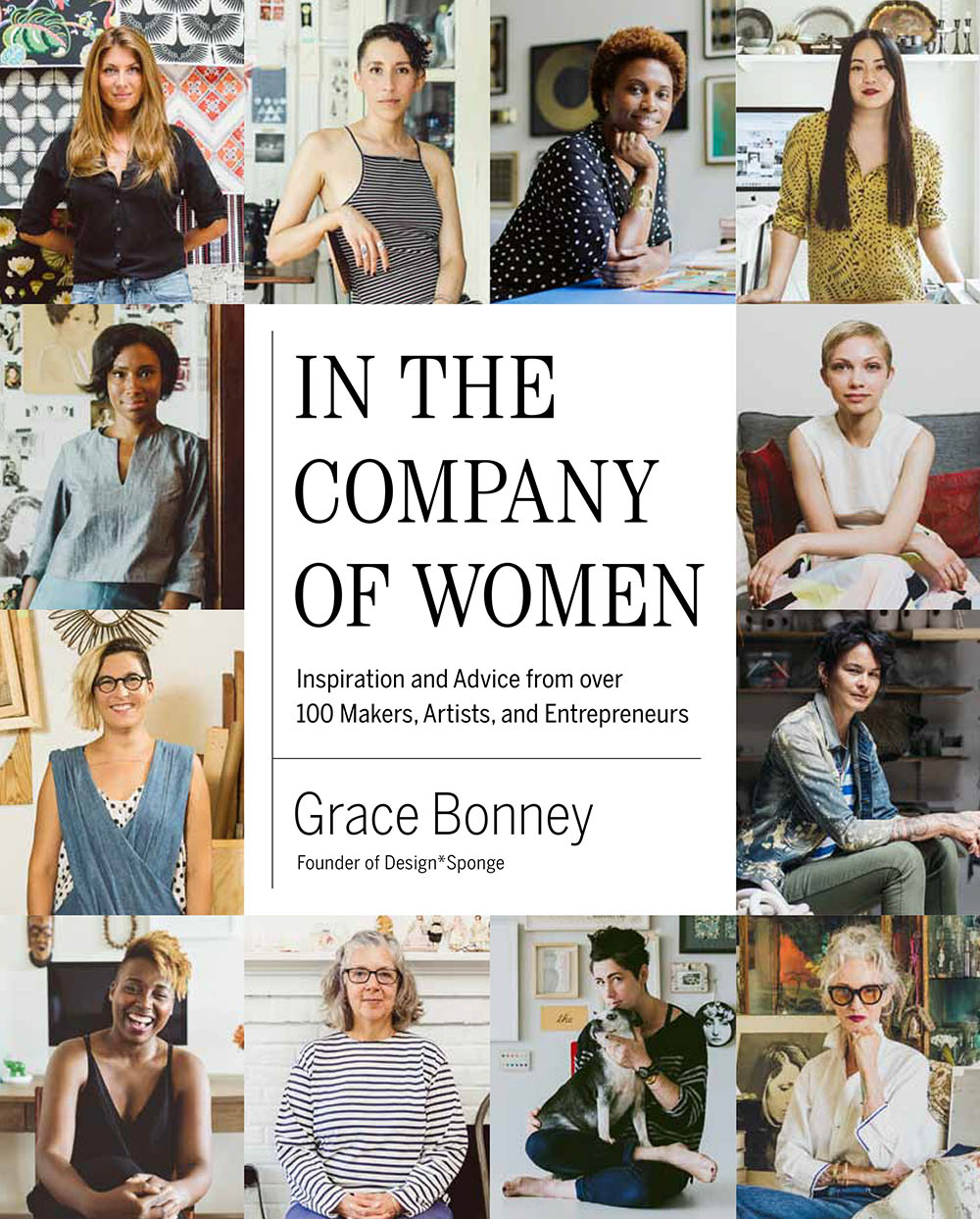 Inspiring Career Books For Young Women - In The Company Of Women by Grace Bonney