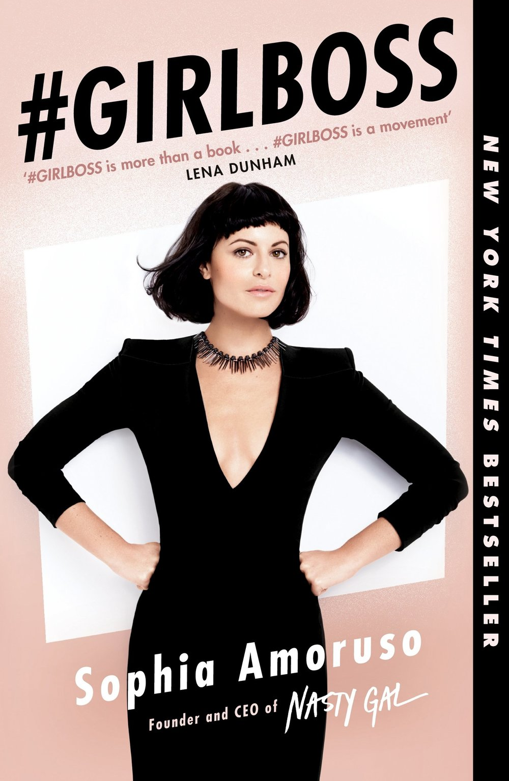 Inspiring Memoirs For Women - GIRLBOSS by Sophia Amoruso