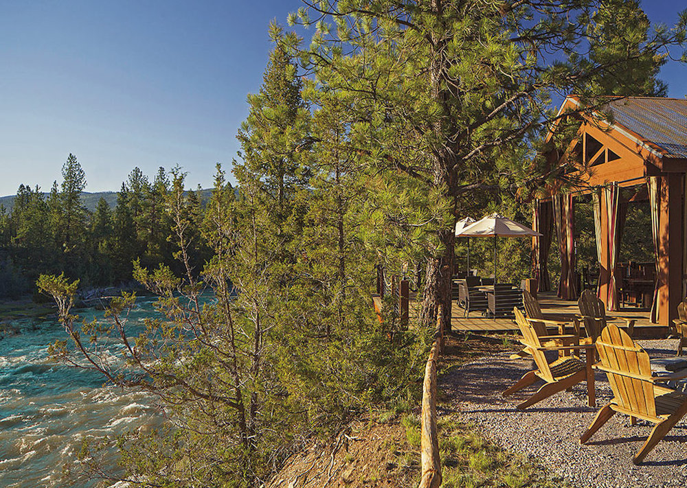 All-Inclusive Glamping Resorts - The Resort At Paws Up