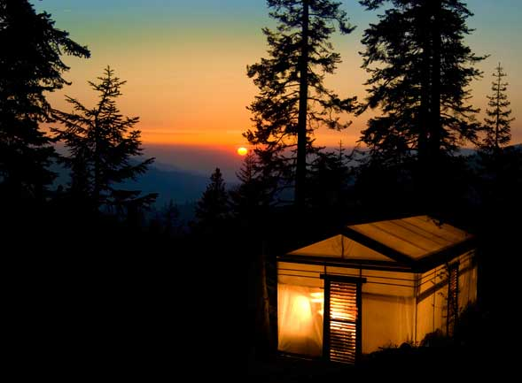 Luxury Glamping Resorts In California - Sequoia High Sierra Camp