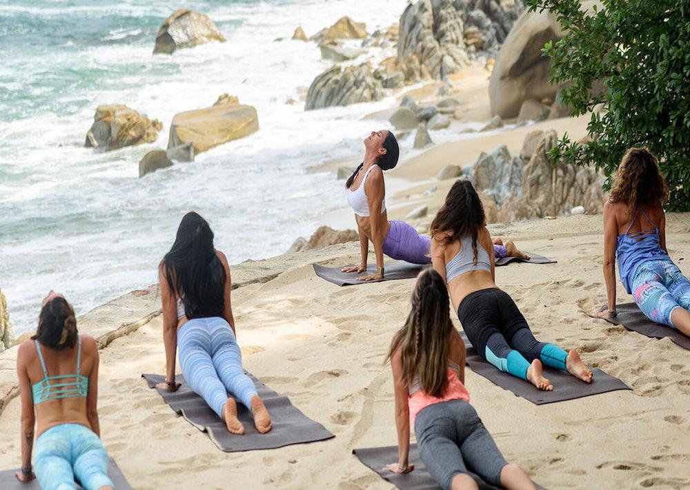 Yoga Retreats To Unwind This Fall - Xinalani Retreat in Mexico