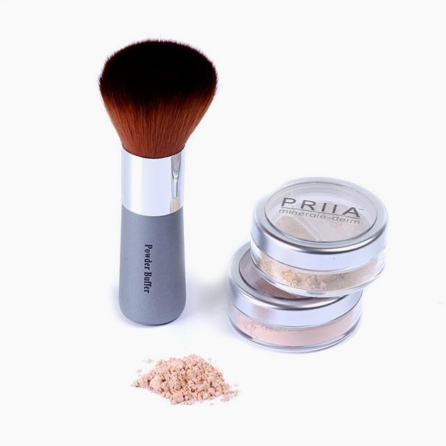 Acne-Safe Vegan Makeup - PRIIA Cosmetics