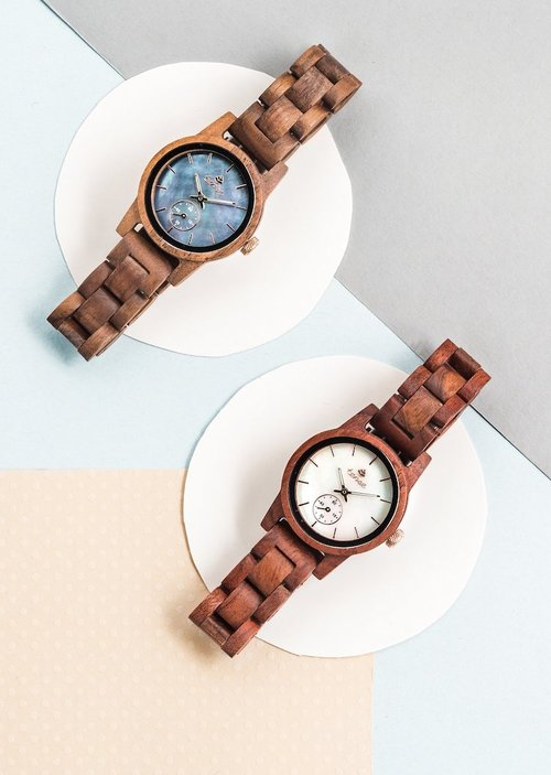 Eco Friendly Wooden Watches - Tense Wood Watch