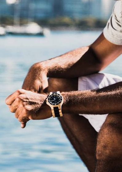 Eco-Friendly Wooden Watches For Men - WeWOOD