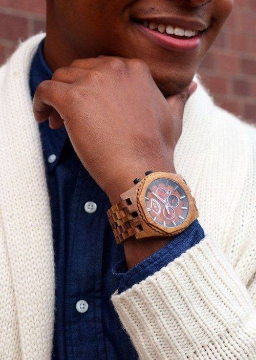 Sustainable Wooden Watches For Men - Jord
