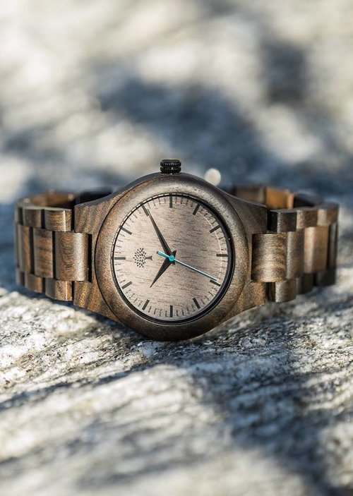 Wooden Watches Made In The USA - Lux Woods