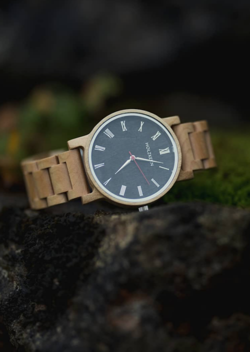 Sustainable Wood Watches For Men - Holzkern
