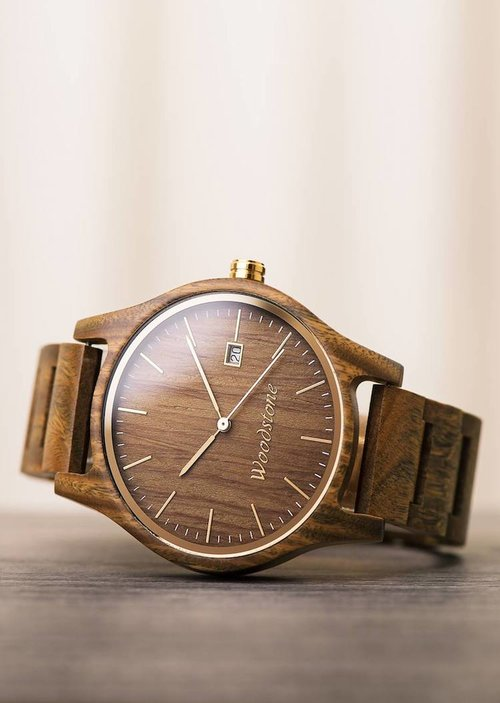 Men's Watches Made From Wood - Woodstone