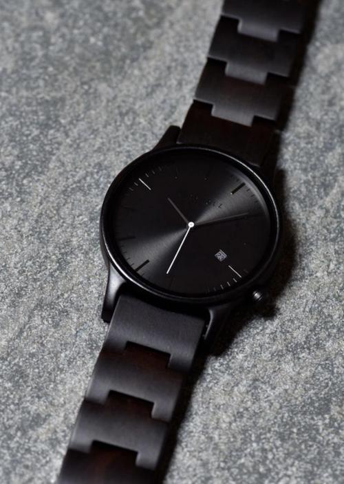 Minimalist Wooden Watches - Kerbholz