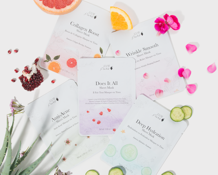 Interview With Susie Wang, Founder & Chief Creative Of 100% Pure - Cruelty-Free Sheet Masks
