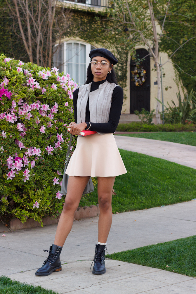 Casual work outfit // A Week Of Hollywood-Inspired Outfits With Conscious Style Blogger Jeneice Thompson on The Good Trade