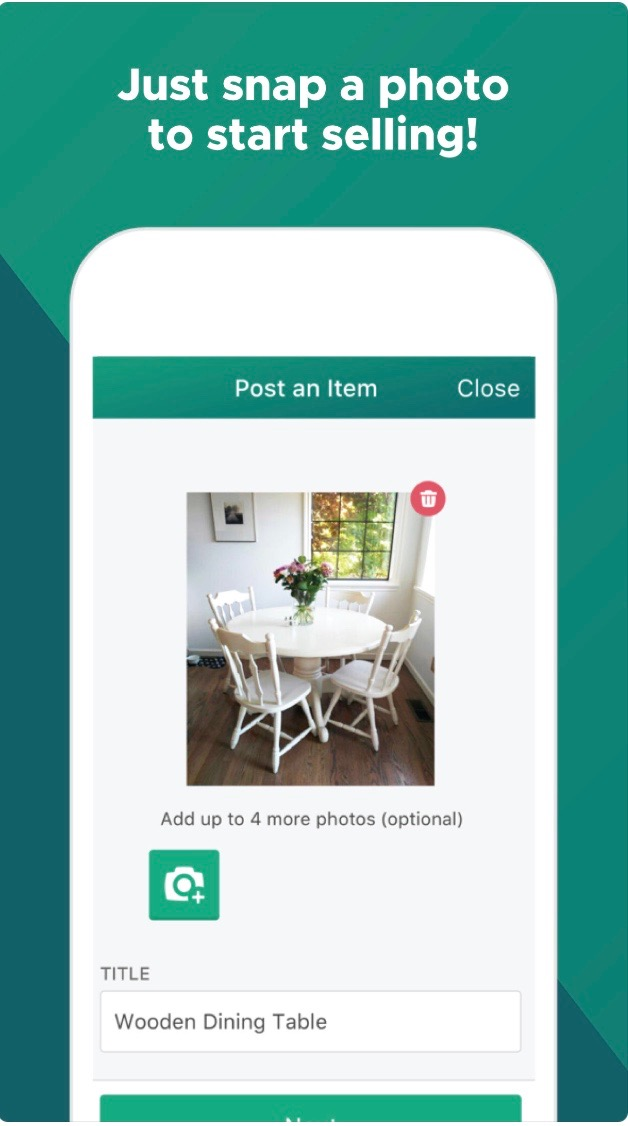 Apps To Help You Live More Sustainably - OfferUp