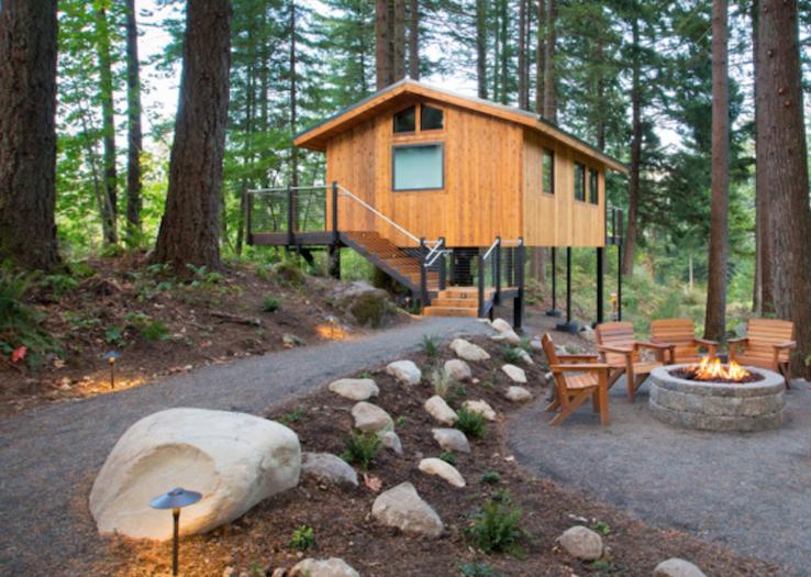 Skamania Lodge in Stevenson, Washington | 5 Eco-Friendly Mountain Hotels on The Good Trade