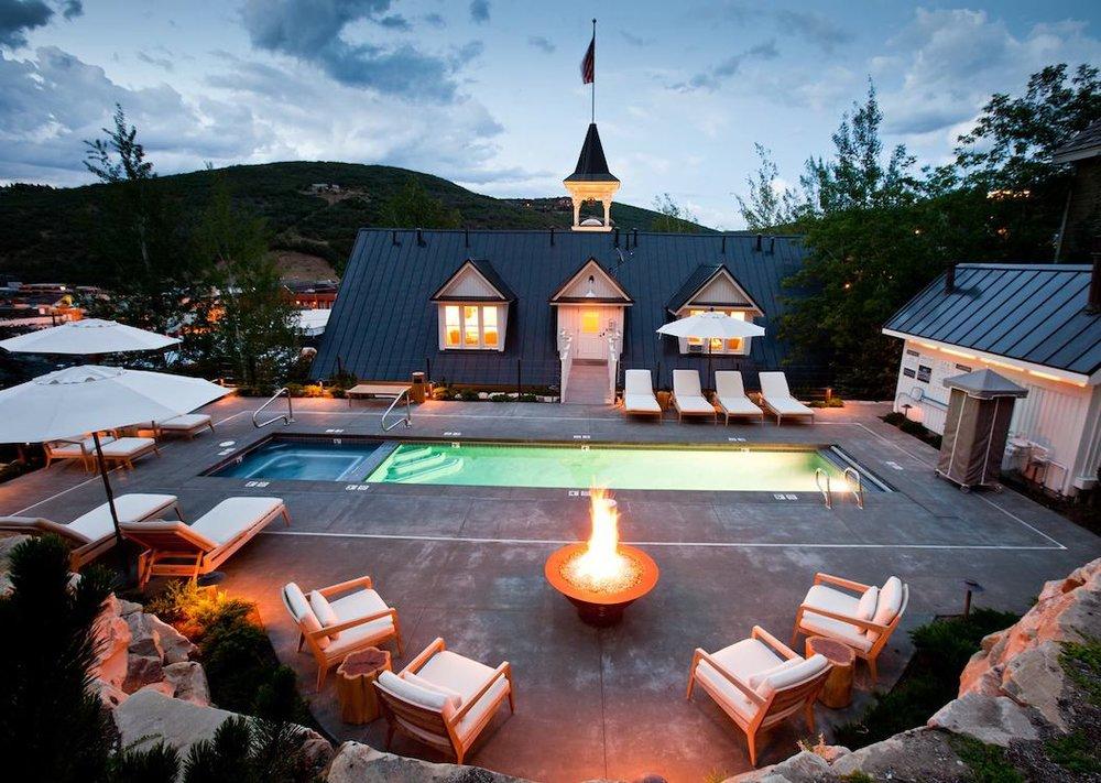 Washington School House Hotel in Park City, Utah | 5 Eco-Friendly Mountain Hotels on The Good Trade