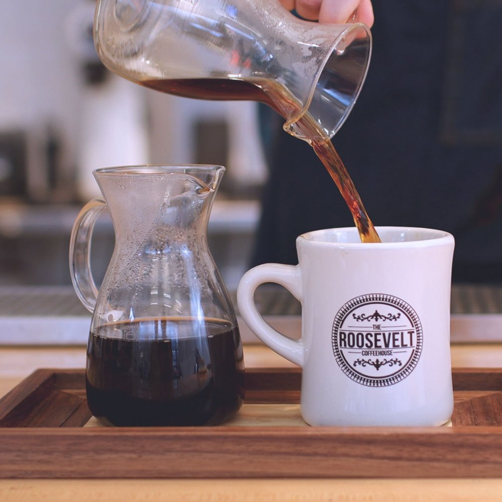 Coffee Shops That Give Back - The Roosevelt in Columbus, OH