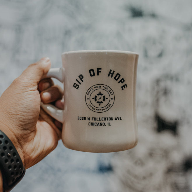 Social Enterprise Coffee Shops In The USA - Sip Of Hope in Chicago, Illinois