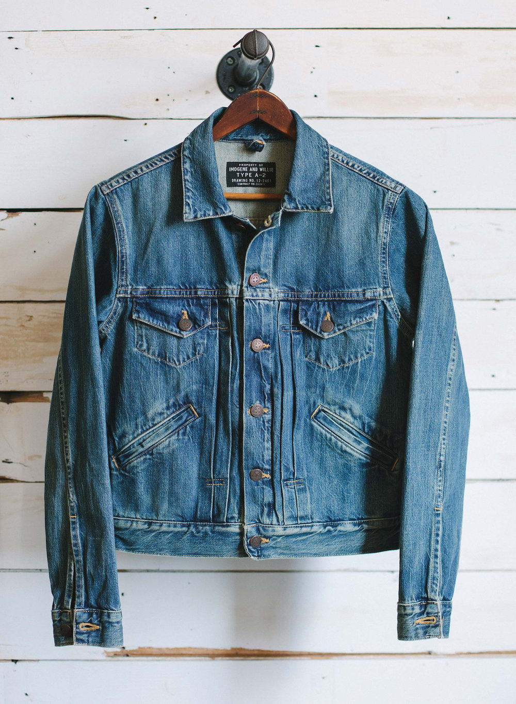 Elle Asbury Denim Jacket From Imogene + Willie