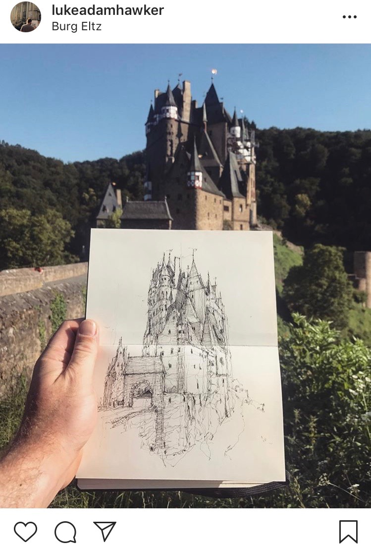 Inspiring Architecture Instagram Accounts To Follow | @lukeadamhawker