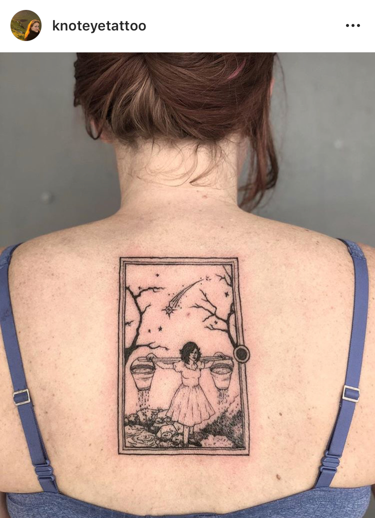 Alice Bea Guerin // Woman & Non-Binary Tattoo Artists Across The U.S. For Your Next Meaningful Ink on The Good Trade