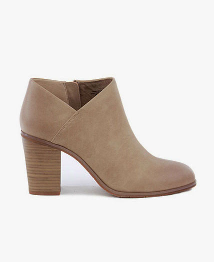 Heeled Vegan Boots - BC Footwear Ankle Boots