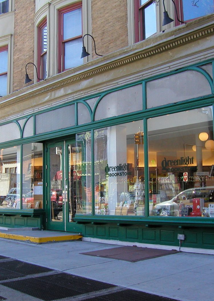 Independent Bookstores Around The World - Greenlight Bookstore in Brooklyn, New York