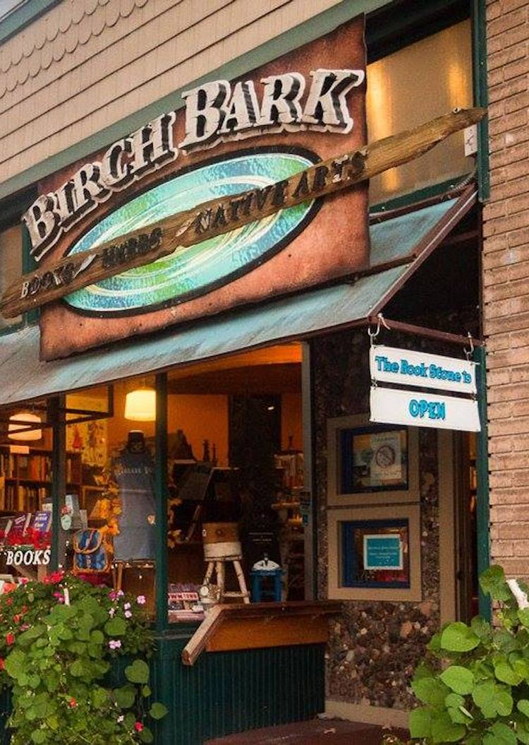 Local Bookstores To Support In The US - Birchbark Books in Minneapolis Minnesota