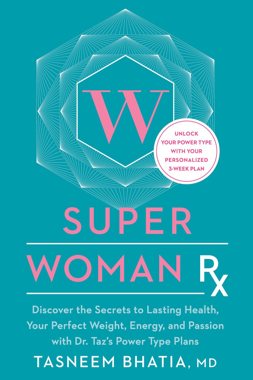Best Books On Motherhood - Super Woman RX by Tasneem Bhatia