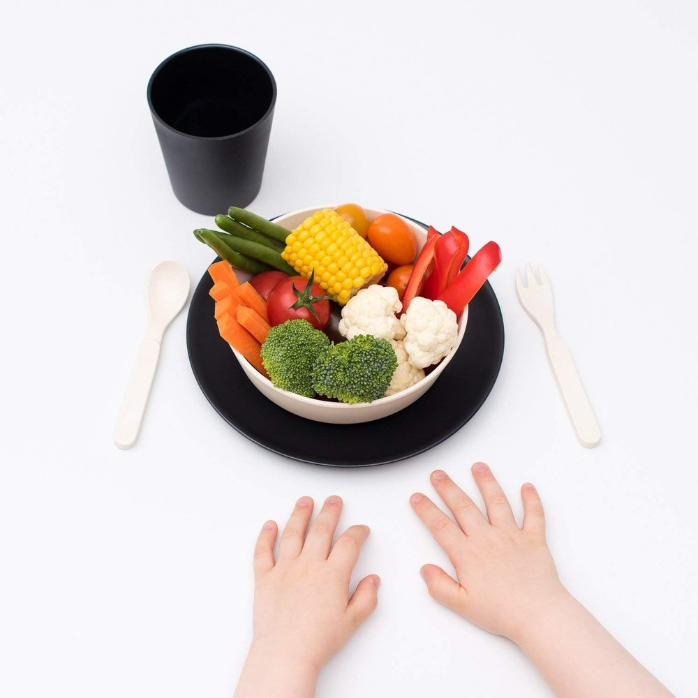 Sustainable & Eco-Friendly Kids Essentials - Bobo & Boo Bamboo Dinnerware