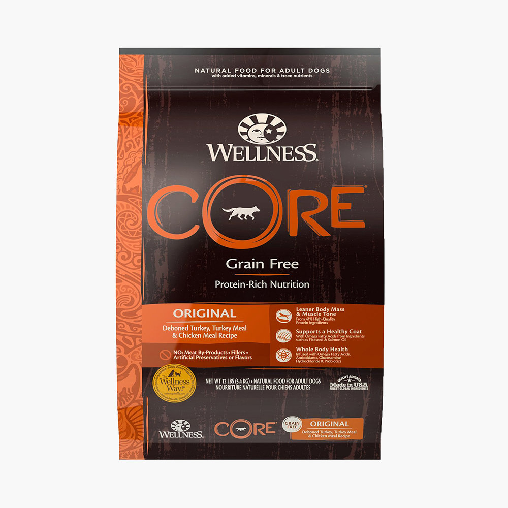 Organic Grain-Free Dog Food - CORE Natural