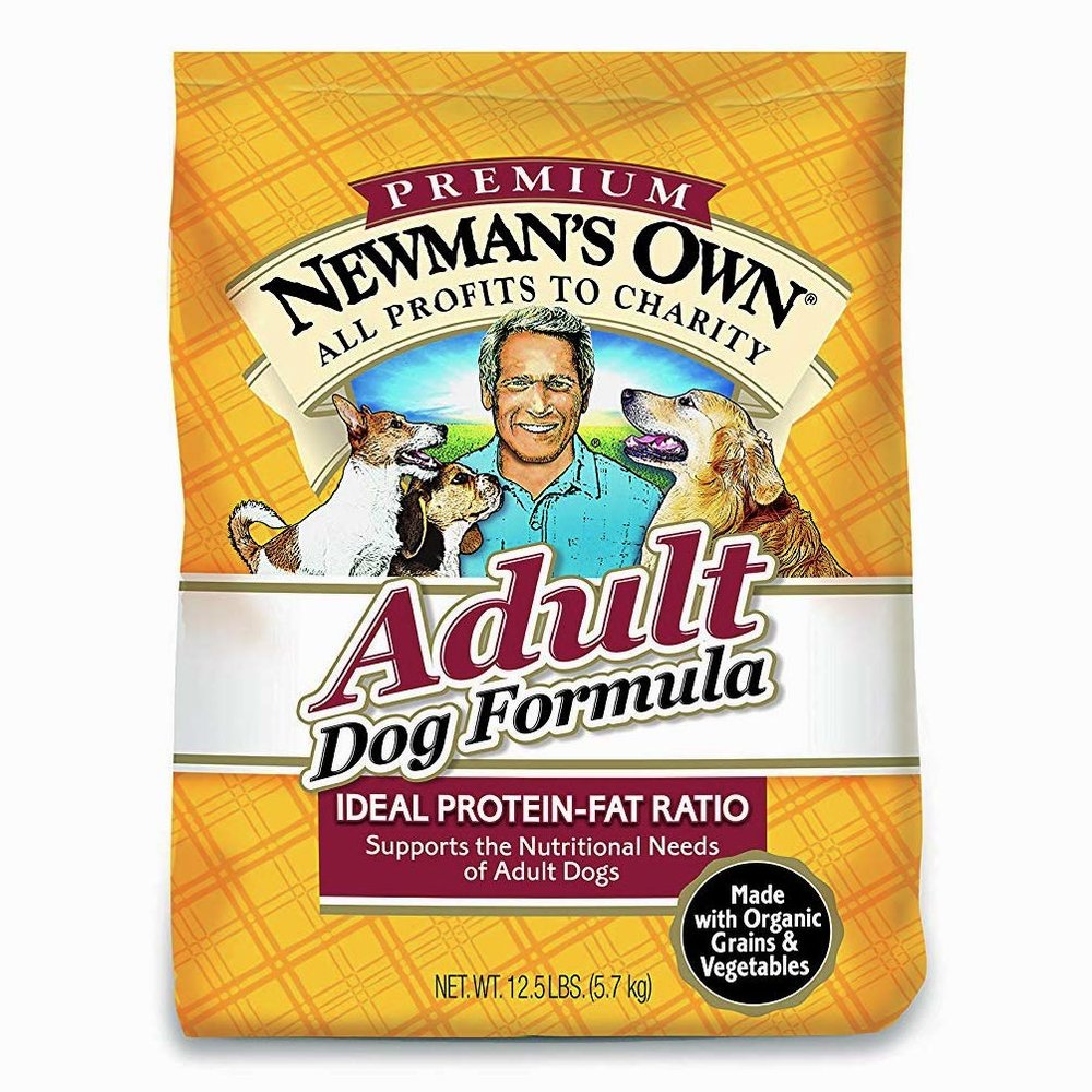 Organic Dog Food - Newman's Own