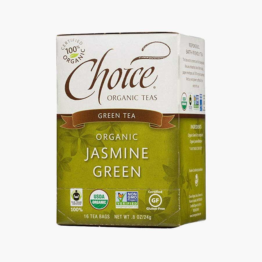 Organic Jasmine Green Tea - Choice Organic Teas